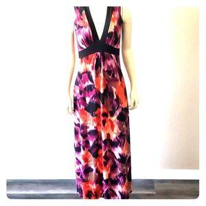 Enfocus Studio Maxi summer dress 8 stretch